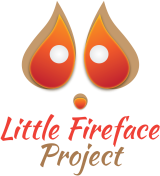 logo little fireface project